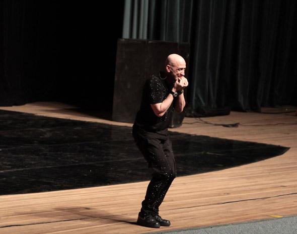 Paulo Gustavo - Crédito: Nando Chiappetta/DP/D.A Press