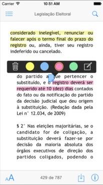 Legislação Eleitoral - Eleições 2014 - US$ 1,99 Crédito: Divulgação