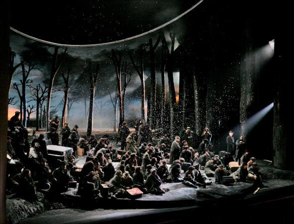 Macbeth, obra composta por Giuseppe Verdi, é baseada na história homônima de William Shakespeare. Foto: UCI/Divulgação