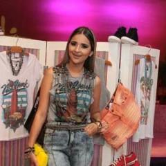 Rebeka Guerra lança coleção e comemora um ano do blog