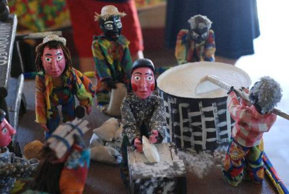 Museu do Mamulengo funciona no Varadouro, em Olinda. Crédito: Juliana Leitão / DP / D.A Press