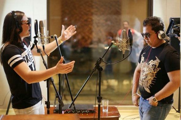 Wesley Safadão e Xand Avião. Foto: Reprodução/Youtube