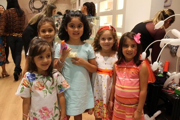 Criançada reunida - Crédito: Erick Volgo/Divulgação