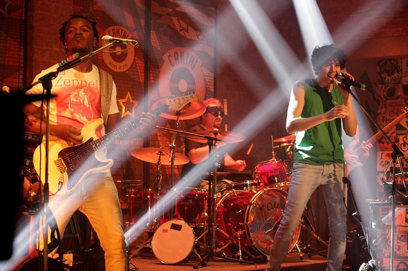 Banda Sambô - Crédito: Divulgação da banda