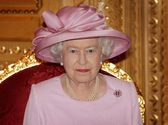 Rainha Elizabeth II - Crédito: Chris Jackson/Divulgação