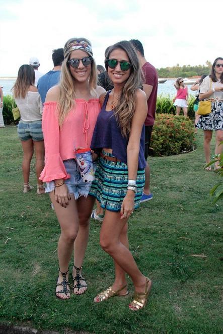 Victoria e Eduarda Pinteiro - Crédito: Gleyson Ramos/Divulgacao