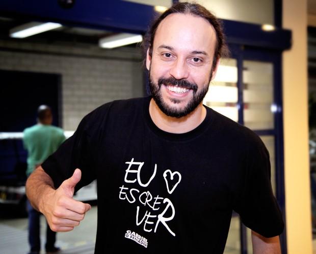 Gabriel O Pensador - Foto: Fabiano Battaglin/TV Globo