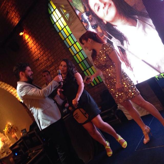 Miau Caldas foi a vencedora do prêmio de Chef Mulher do Ano. Crédito: Diogo Carvalho