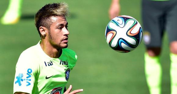 Neymar. Crédito: Gaspar Nóbrega/VIPCOMM