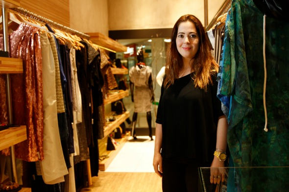 Flávia Azevedo inauguram loja no Paço Alfândega quarta-feira - Crédito: Blenda Souto Maior/DP/D.A Press