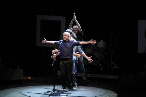Caetano Veloso e seu Abraçaço animaram o público. Fotos: Luiz Fabiano/Divulgação