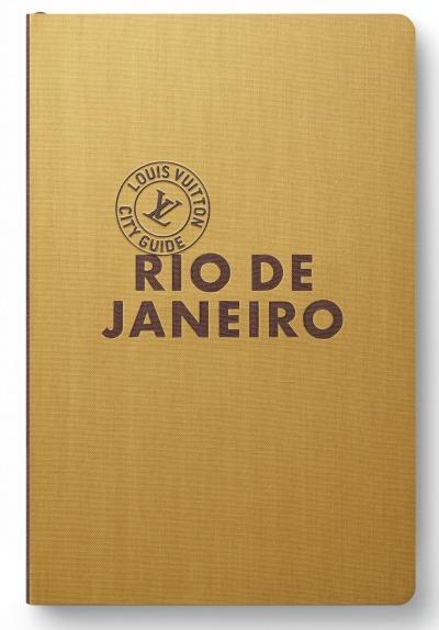 City Guide da Louis Vuitton sobre o Rio de Janeiro. Crédito: Divulgação