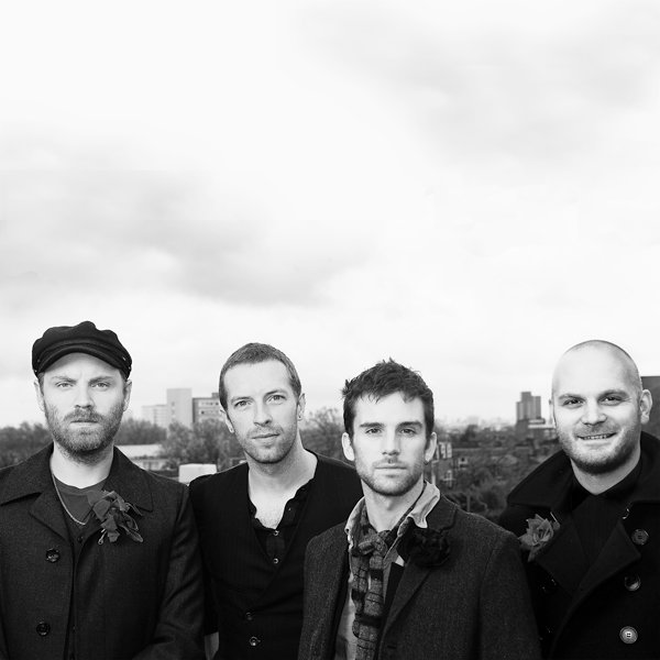 Coldplay. Crédito: Reprodução Facebook