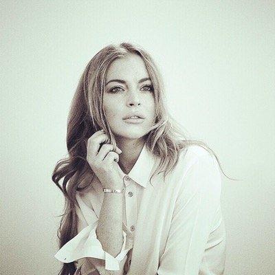 Lindsay Lohan. Foto: Twitter/Reprodução