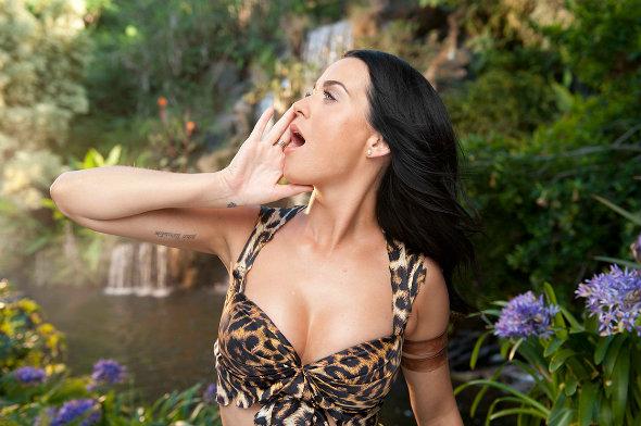 Katy Perry  - Crédito: FanPage/Reprodução