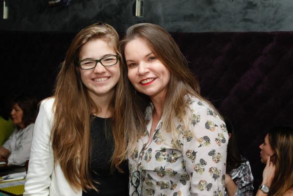 Ilana Mendonça e Ana Cláudia Sultanum. Crédito: Chico Bezerra/CB Imagem