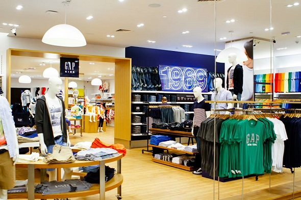 GAP do Morumbi Shopping – Crédito: Reprodução Facebook