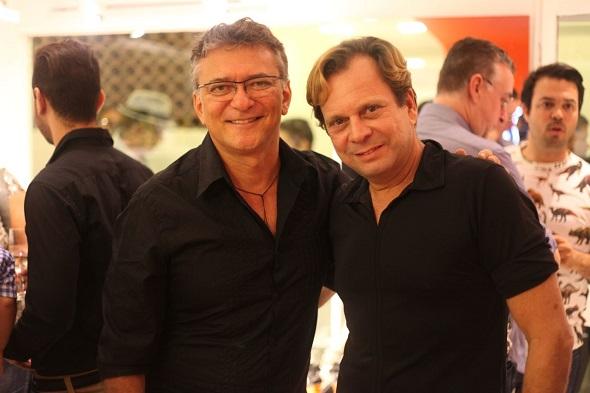 Jailson e Beto Kelner - Crédito: Vinicius Ramos/Divulgação