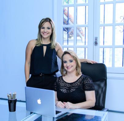 Carla Farias e Marcela Sotero comanda a LePorte Comunicação