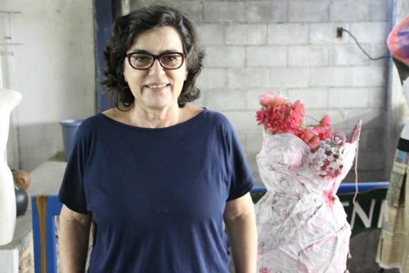 Magna Coeli está participando da criação da peça especial Crédito: Miro Bione/Divulgação
