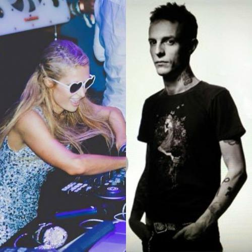 Paris Hilton e Deadmau5 trocam ofensas na internet - Crédito: Reprodução Facebook