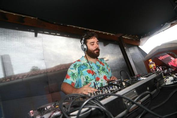 DJ Lucio Morais. Crédito: Maquina3 Fotografia/Divulgação