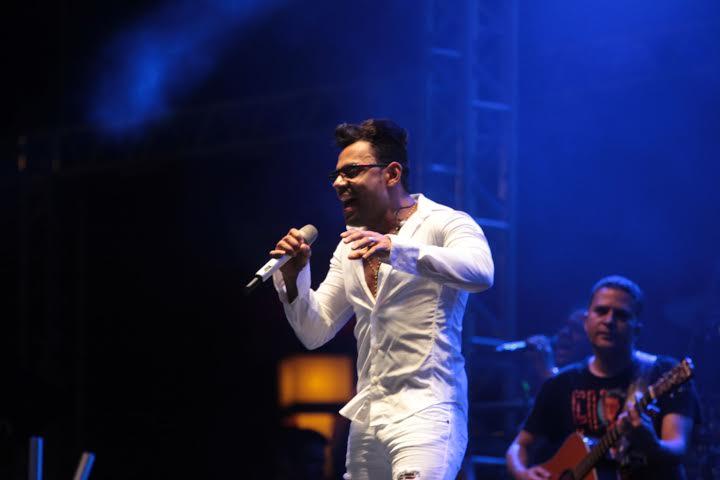 Pablo vai apresentar seu novo disco para o público pernambuco Créditos: Luiz Fabiano/ Moove Comunicação