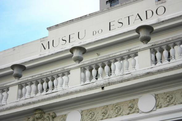 Museu do Estado. Crédito: Val Lima/Divulgação