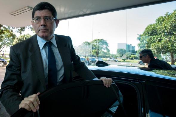 Joaquim Levy - Crédito: Marcelo Camargo/Agência Brasil
