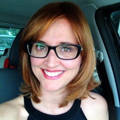 Julieta Jacob, jornalista e educadora sexual. Crédito: Reprodução Instagram