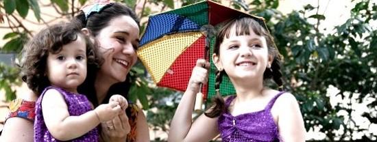 O carnaval das crianças de Regina Dias, do Dicas Miúdas
