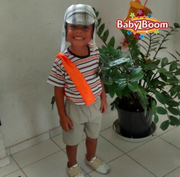 Crédito: Baby Boom Kids / Divulgação