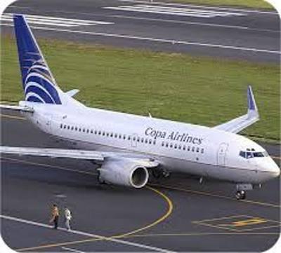 Avião da Copa Airlines/Divulgação