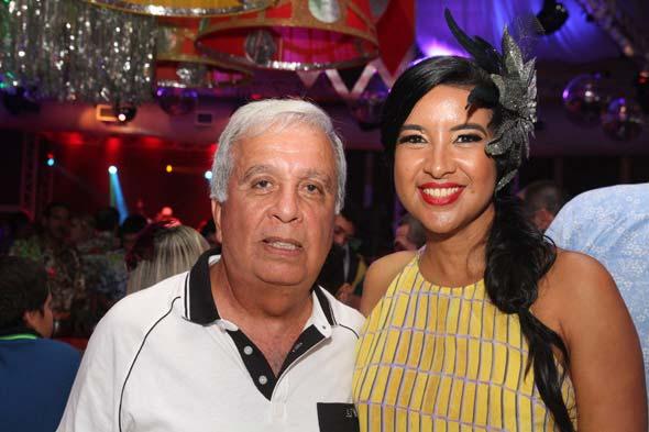 Edgar Moury Fernandes Luciana Moura - Crédito: Nando Chiappetta/DP/D.A Press