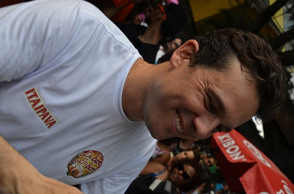Augusto Acioli, um dos produtores do evento - Crédito: Ricardo Moreira/Divulgação