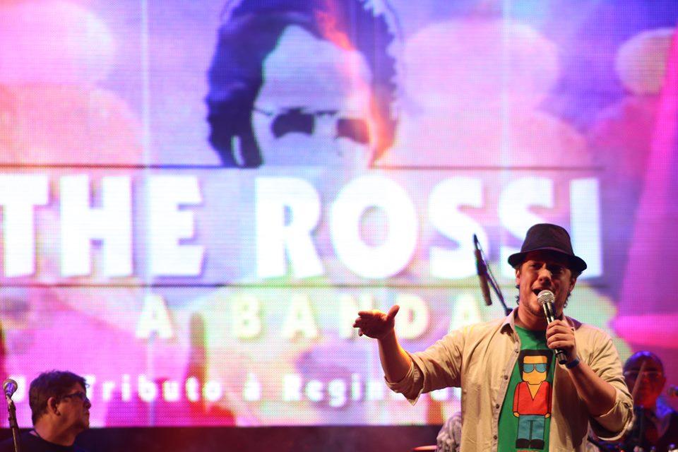 A banda tem como vocalista Victor Camarotti. Créditos: Costa Neto/ Divulgação