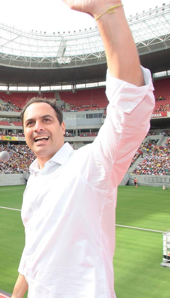 Paulo Câmara/Roberto Pereira