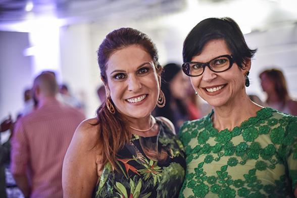 Beth Curra e Patricia Oliveira  - Crédito: Felipe Ribeiro/Divulgação
