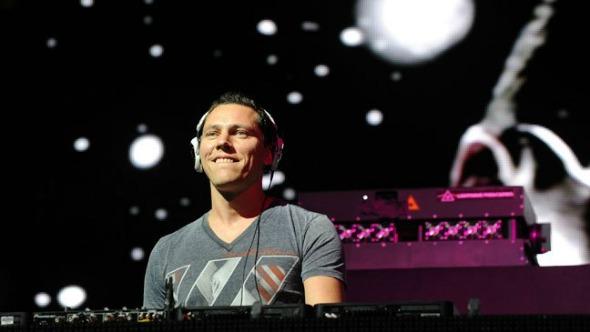DJ Tiesto - Crédito: Michael Buckner/Divulgação