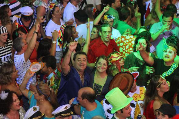 Danilo Cabral e Ana Lúcia. Crédito: Nando Chiappetta/DP/D.A Press