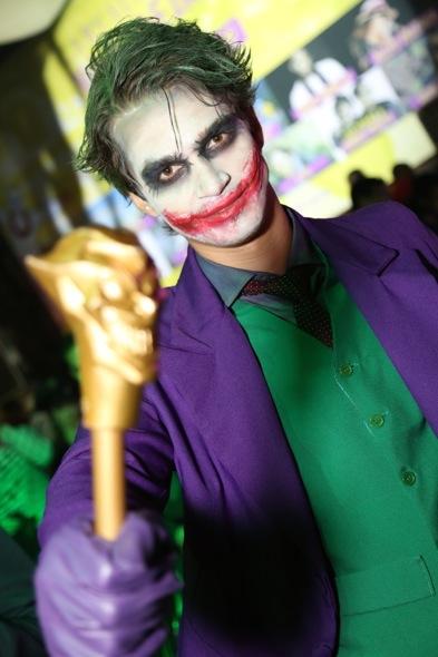 Victor Carvalheira, de Máscara em edição anterior da Carvalheira Fantasy -  Crédito: Gleyson Ramos / Divulgação