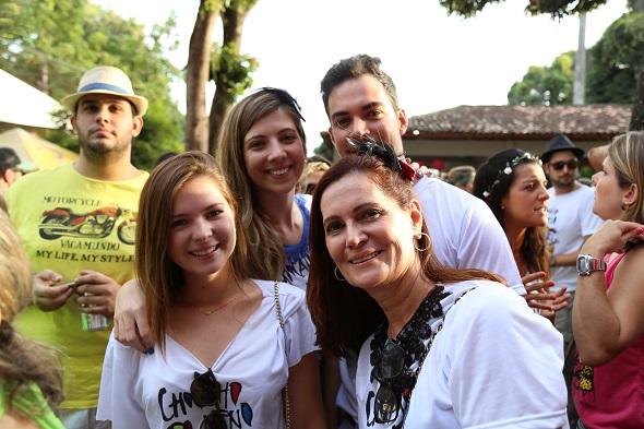 Amanda, Manoella e Marcia Dias - Crédito: Gleyson Ramos/Divulgação
