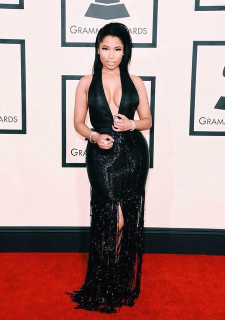 Nicki Minaj. Crédito: Reprodução Instagram