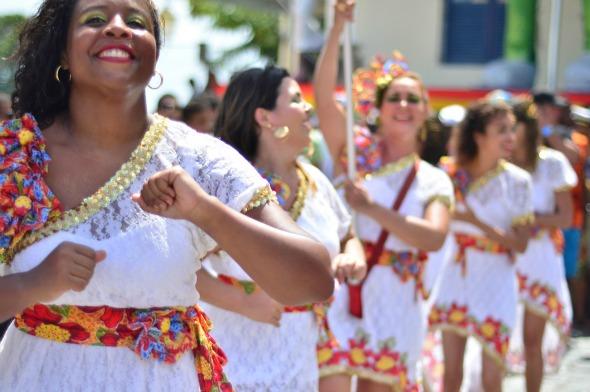 Conxitas. Crédito: Prefeitura de Olinda/Divulgação