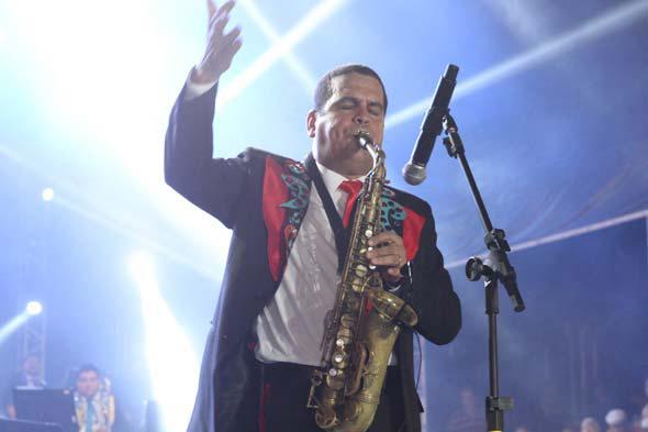 Maestro Spok é um dos homenageados do baile Crédito: Nando Chiappetta/DP/D.A Press