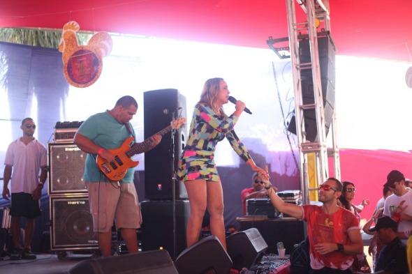 Banda Santa Clara é uma das escaladas para o evento Crédito: Vinicius Ramos/ Vagalume
