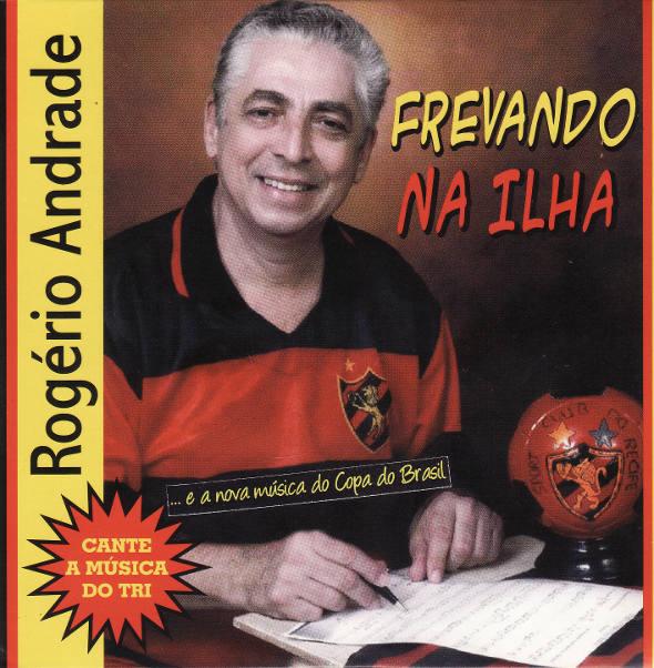 Capa - CD Frevando na Ilha - Copa do Brasil 2008_01