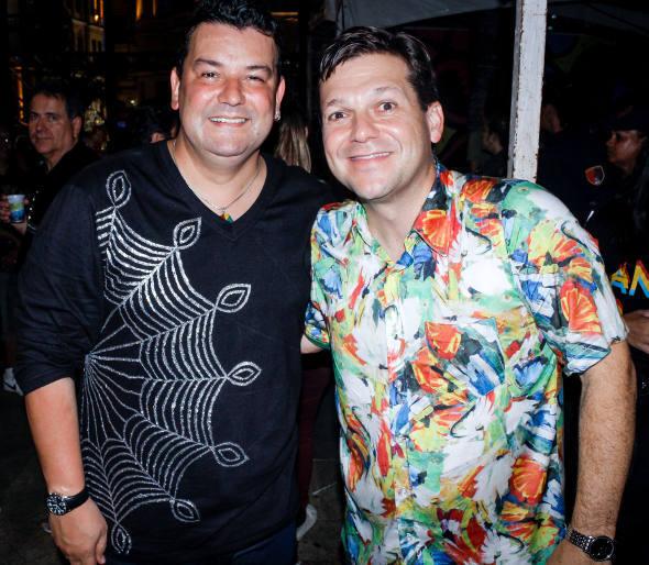 André Rio e Geraldo Julio/Divulgação