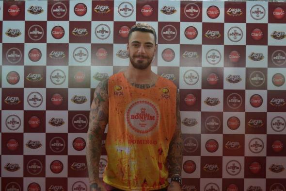 Felipe Tito. Crédito: Vinicius Ramos/Divulgação