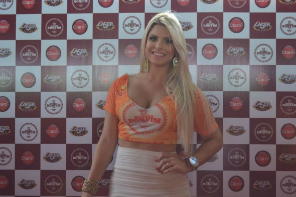 Júlia Nunes, ex-BBB 15. Crédito: Vinicius Ramos/Divulgação